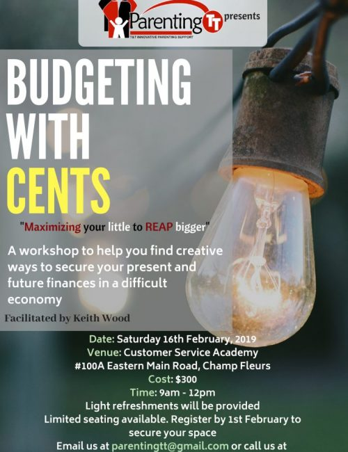 Budgeting with Cents 2019