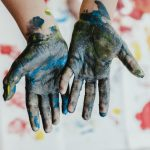 Art Therapist Kristy Anatol shares some of the benefits that Art Therapy has for children, including language development, social development, and self esteem boost!
